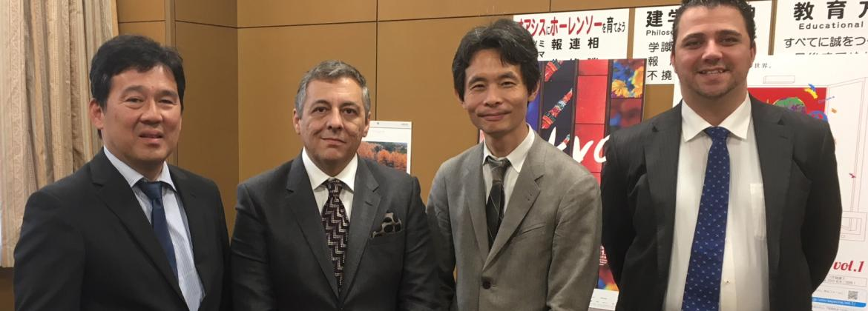 dott. Gallo in Giappone